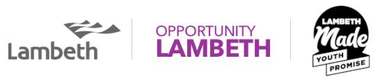 Opportunity lambeth logo