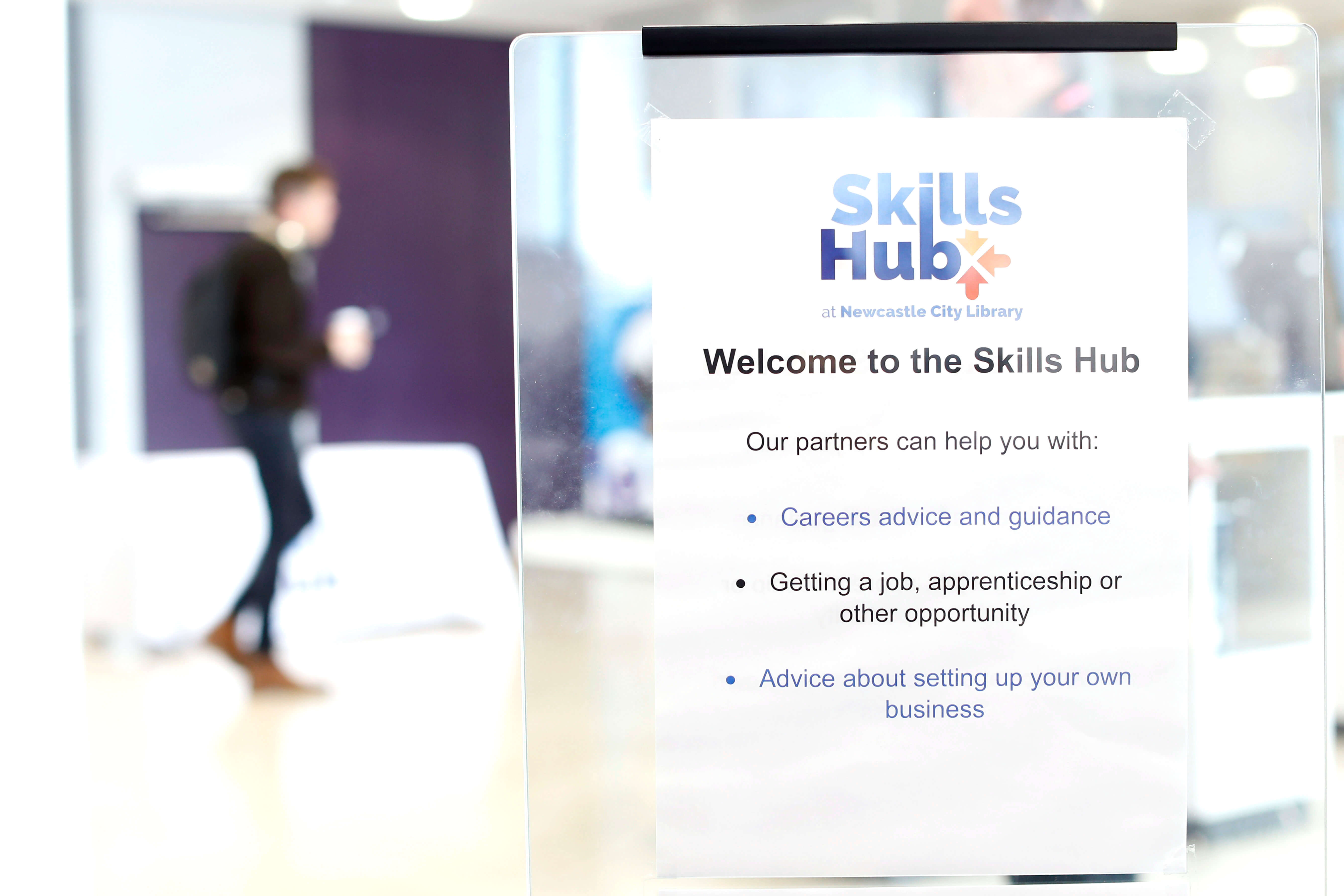 skills hub office